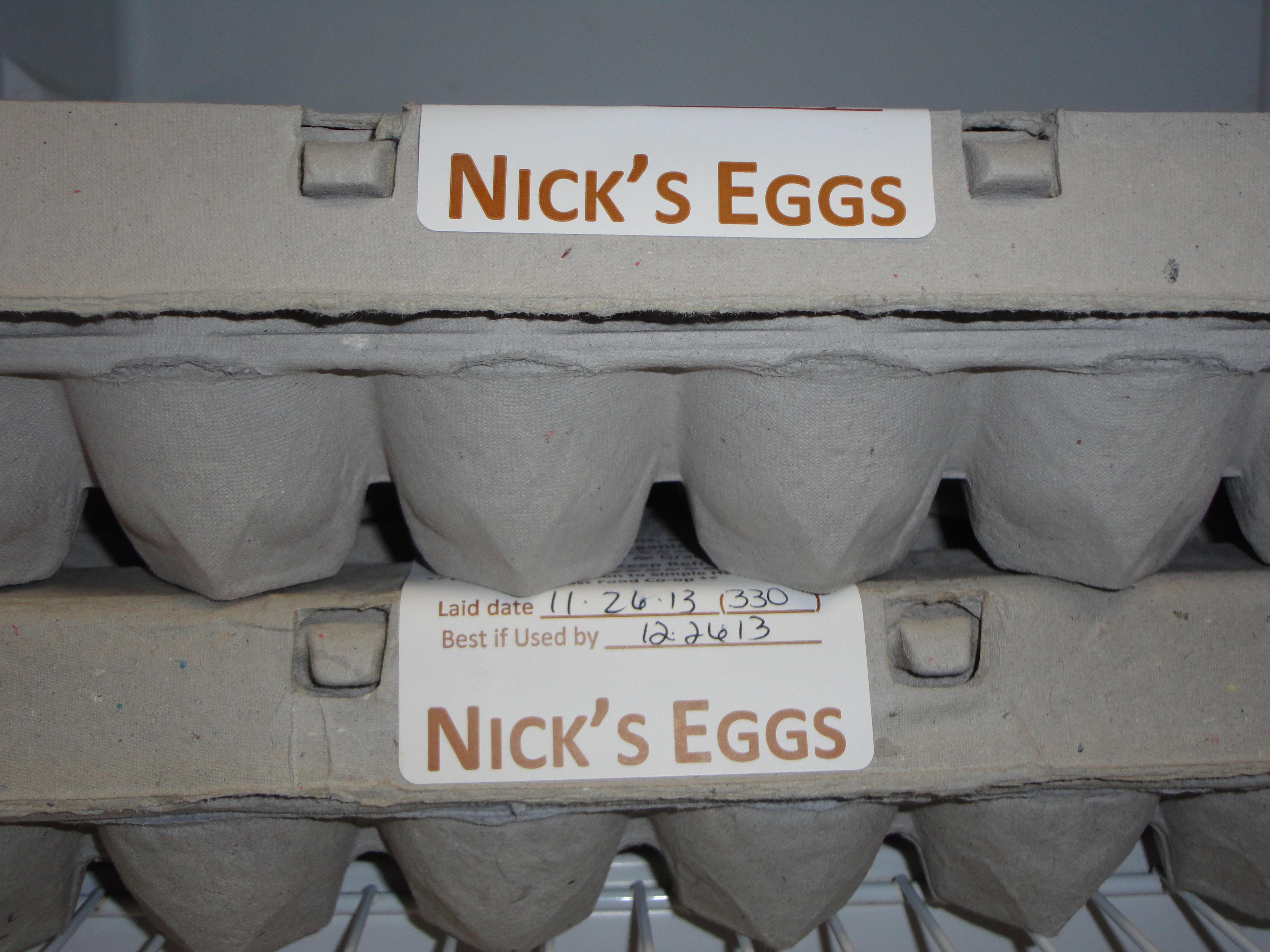Nicks Eggs