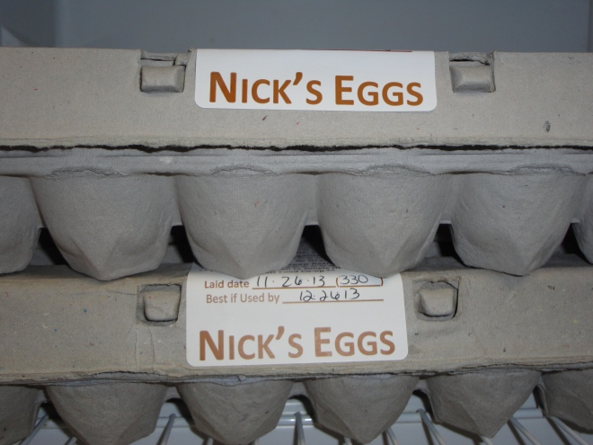 Nicks Eggs