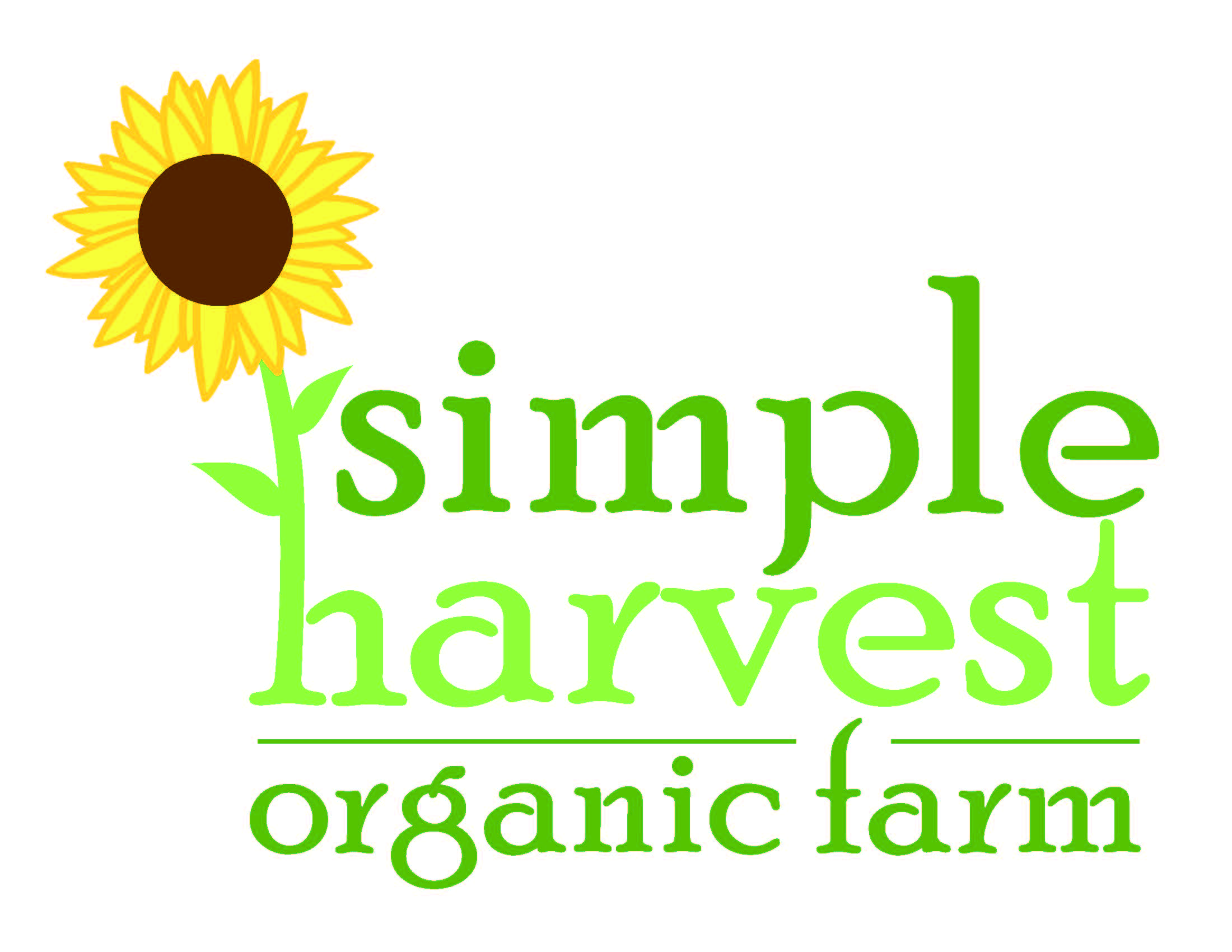 Simple Harvest Farm logo